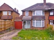 3 bed semi detached property for sale in Loynells Road, Rubery...