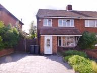 3 bed semi detached property in Maple Road, Rubery...