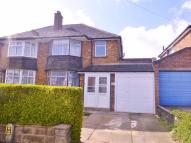 3 bed semi detached house in Loynells Road, Rubery...