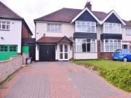4 bed semi detached house in BRISTOL ROAD SOUTH...