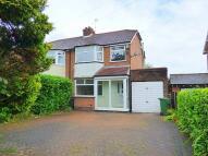 semi detached house for sale in Gunner Lane, Birmingham...