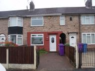 Terraced property in Clanfield Road...