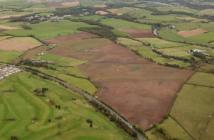 Land for sale in Newbarns Farm...