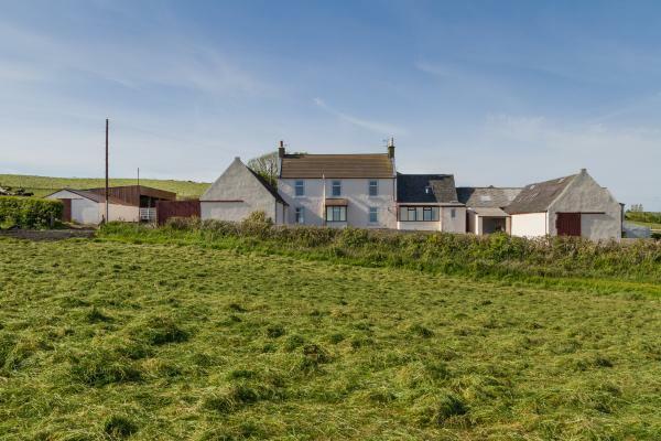 5 Bedroom Farm For Sale In Diddup Farm By Saltcoats North Ayrshire Ka21 Ka21