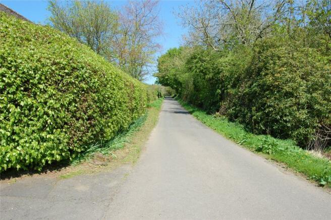 Road Outside Plot