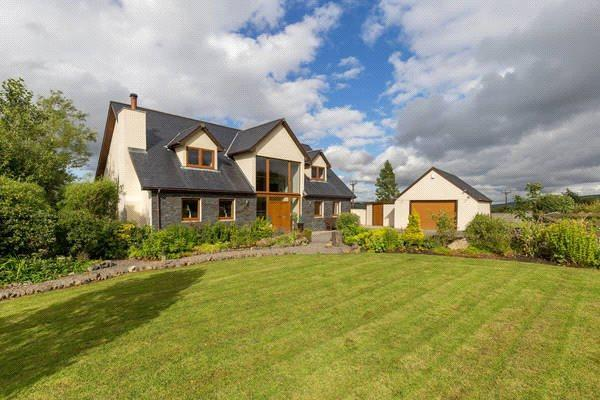 Shield House 4 bedroom detached house for sale in shield house,cumnock