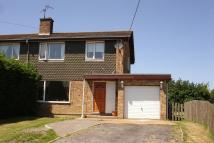 3 bed semi detached house in TEMPLE ROAD, Aslackby...