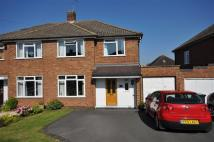 semi detached home for sale in Beaufort Avenue...