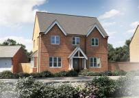 4 bedroom new home in Southam Grange...