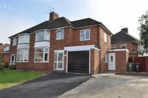 semi detached home for sale in Highland Road...
