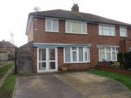semi detached property to rent in Price Road, Cubbington...