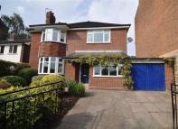 Detached home in Newbold Terrace East...