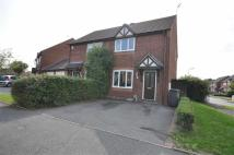 2 bed semi detached house in Anthony Gardner Crescent...