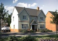 4 bed new home in Southam Grange...
