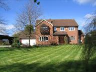 Detached property in 4 Folliott Ward Close...