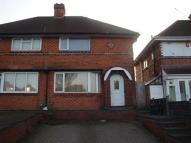 3 bedroom semi detached house in Dyas Road, Great Barr...