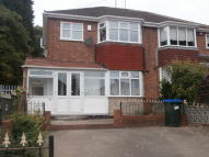 semi detached home to rent in Gorse Farm Road...