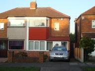 semi detached house in Courtenay Road...