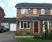 2 bed semi detached property in Hill Top Close...