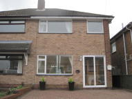 semi detached house in Wideacre Drive...