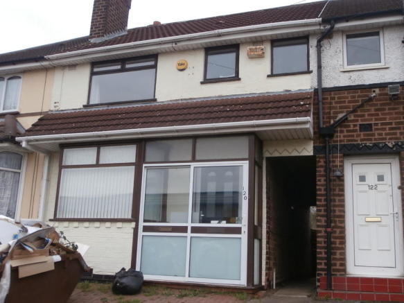 bedroom terraced house to rent in baltimore road great barr b42