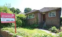 2 bedroom Detached Bungalow in Chandlers Ford