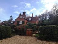 Detached home to rent in Hursley