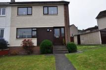 3 bed semi detached property in Moorfoot Drive, Gourock...