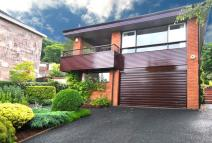 4 bed Detached home for sale in Victoria Road, Gourock...