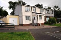 5 bedroom semi detached home in Carron Road, Wemyss Bay...