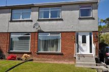 semi detached home in Linnhe Road, Wemyss Bay...