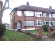 Terraced house in Rosemary Gardens...