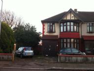 3 bed End of Terrace house to rent in Dawlish Drive, Ilford...
