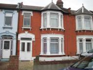 Terraced house in Betchworth Road, Ilford...