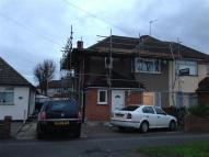 3 bed semi detached property in Coronation Drive...