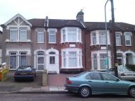 Terraced house in Courtland Avenue, Ilford...