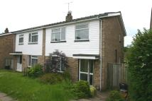 semi detached property in Berkeley Row, Lewes