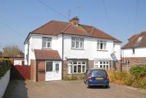 Cuckfield Road semi detached house to rent