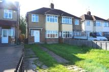 3 bedroom semi detached property in Pick Hill, Waltham Abbey...