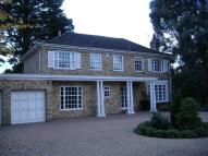 Detached home to rent in Pembroke Gardens, Woking...