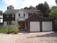 Detached house in Pyrford Woods Road...