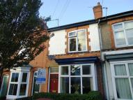 Terraced home for sale in Knighton Church Road...