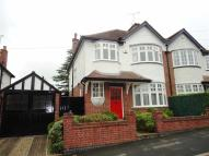 4 bed semi detached property for sale in Westminster Road...