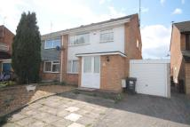 3 bedroom semi detached property for sale in Woodland Road, Sawston...