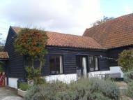 Barn to rent in Charity Lane, Otley...