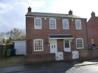 semi detached property in Sykes Lane, Saxilby...