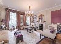 Terraced property for sale in Connaught Square...