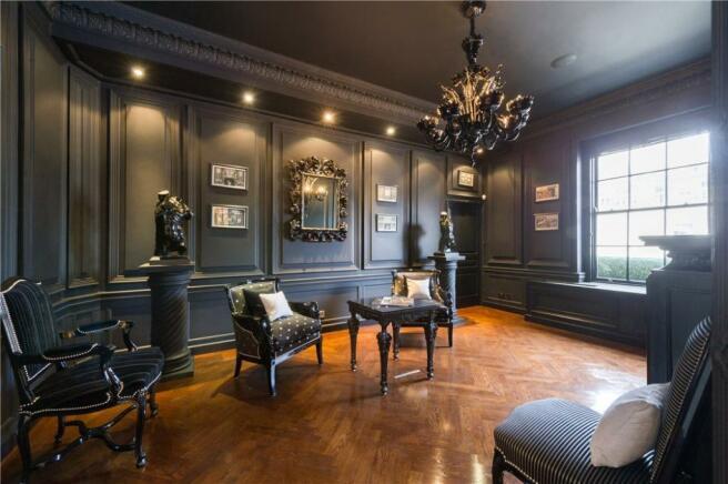 Reception Room: W2