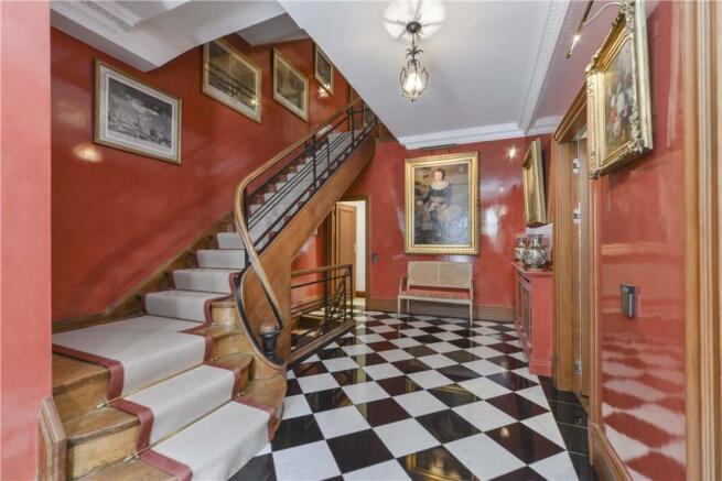 Hallway W2