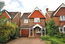 4 bed Detached home for sale in Wagtail Walk Beckenham...